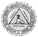 Shriners seal