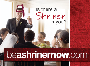 Is there a Shriner in you?